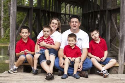 Osborne Family 2012