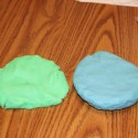 Caparison of two Gluten Free Playdough recipes
