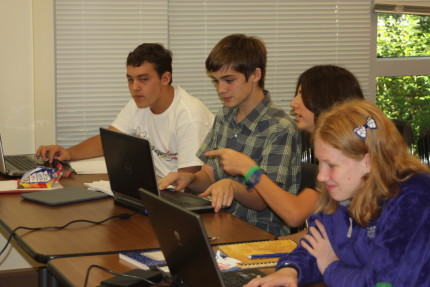 Computer and Security Class for Teens